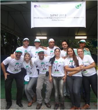 Organizadores: Componentes CIPA e Equipe QSSMA